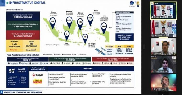 Menjadi Kampus Digital, Menkominfo: STMM Yogyakarta Siapkan SDM Bertalenta Digital