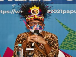 Pantau PON XX 2021, Menkominfo: Kominfo Dukung Layanan Telekomunikasi dan Media Center